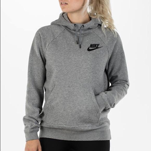 online store e0547 71c2f Nike Sportswear Rally Hoodie Women Small S Grey. M 5bf3bcf08ad2f90fd60945d7